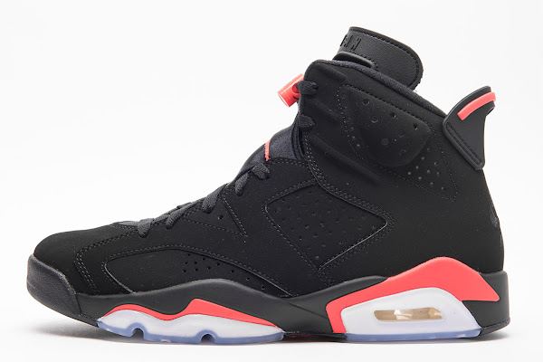 """reputable site 3a0b1 a15fa The Air Jordan 6 """"Infrared"""" Is Finally Returning On February 16th"""