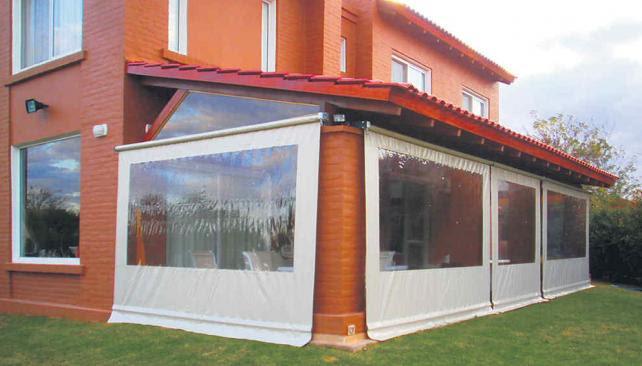Casas de madera prefabricadas colores de cerramientos de - Cerramientos de casas ...
