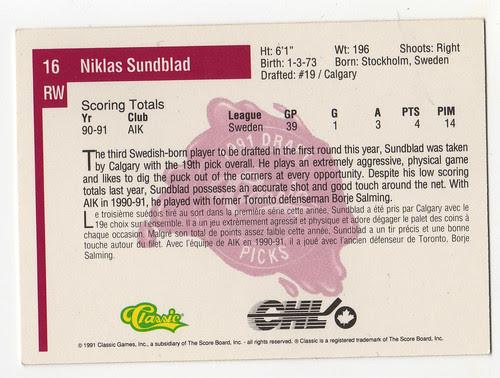 Classic Niklas Sundblad back