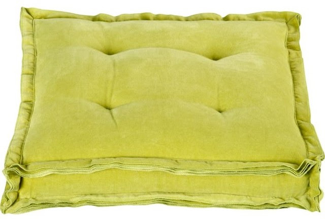 Chartreuse Pillow Products on Houzz