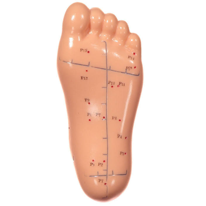 Acupuncture In Foot - Acupuncture Acupressure Points