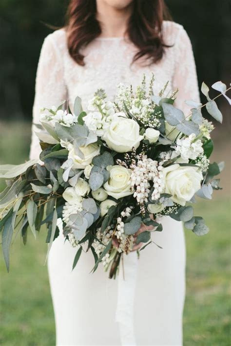 30 Silver Sage Green Wedding Color Ideas for 2019   Deer