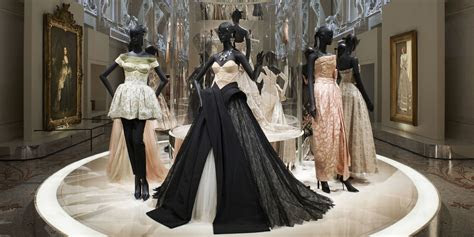 See Inside Dior's Breathtaking Paris Exhibition , The