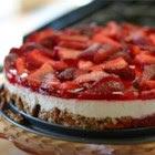 Judy's Strawberry Pretzel Salad Recipe