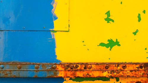 Blue-Yellow 25167
