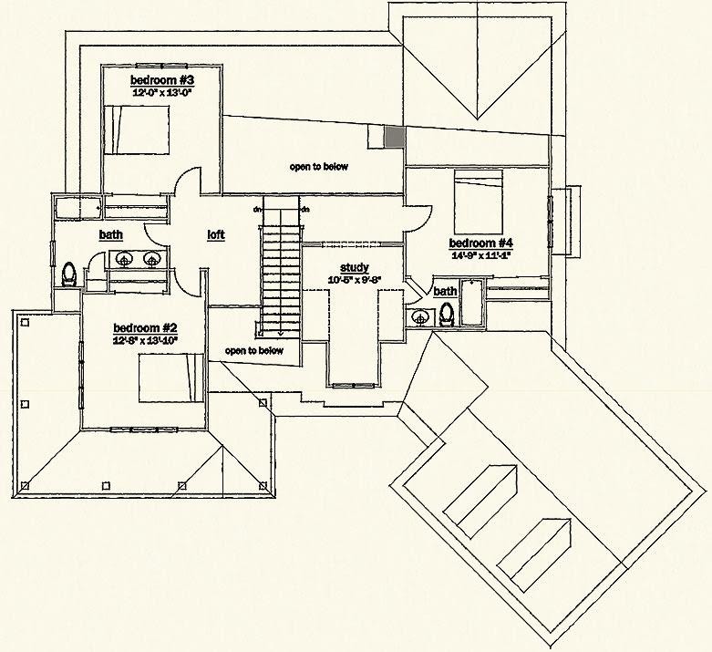 35 Custom Floor PlansCustom House Plans Southwest