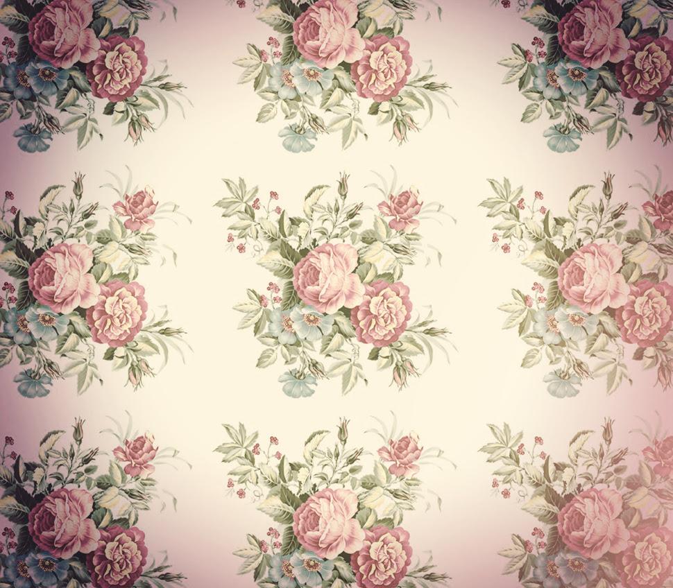 Fondo Flores Vintage Imagui Atelyeteknoloji Com