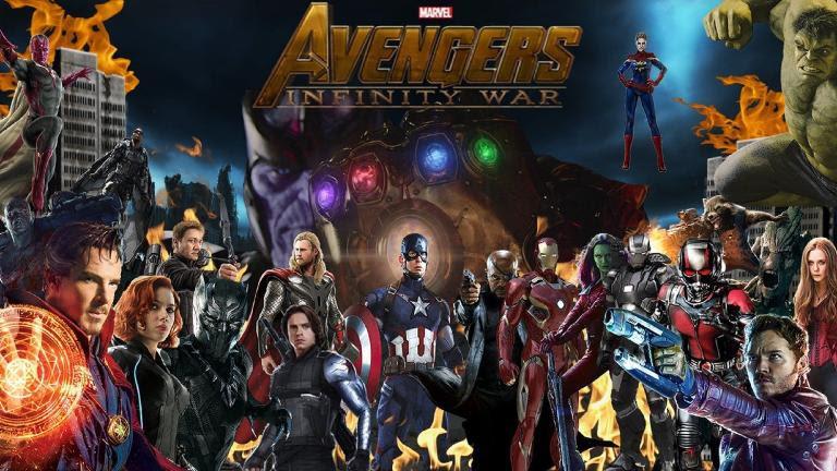 Avengers Infinity War Windows Themes