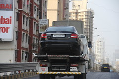 a car humping a truck..wtf by firoze shakir photographerno1