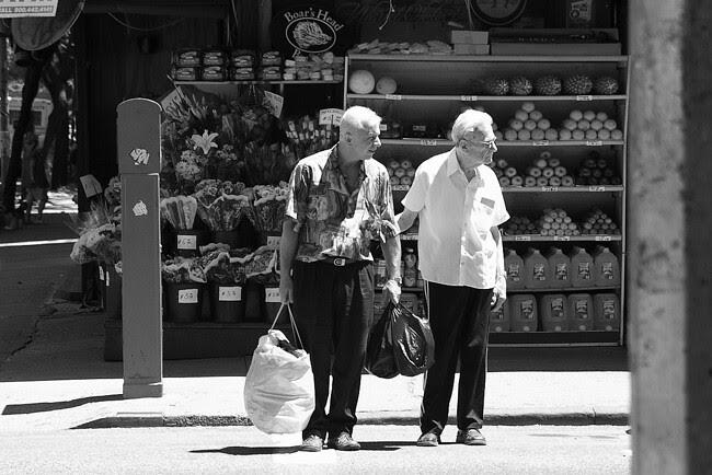 Crossing the Street, Alphabet City