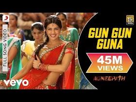 Ajay-Atul - Gun Gun Guna Best Video Agneepath Priyanka Chopra Hrithik Shreya Ghoshal