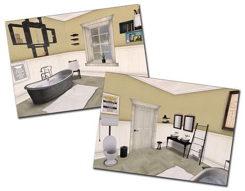 Style - Bluebonnet Bathroom