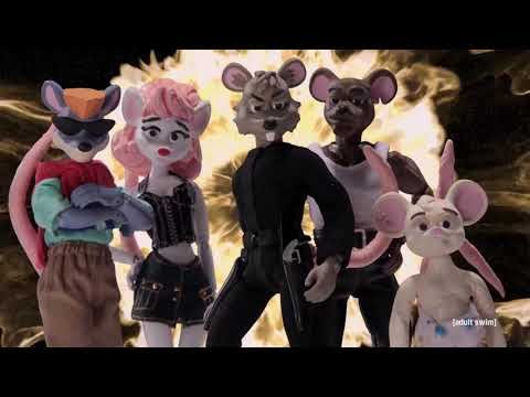 Cheese League | Robot Chicken | adult swim