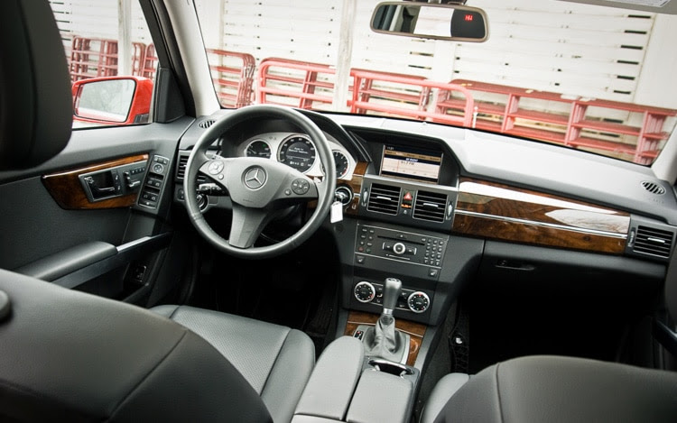 2011 Mercedes-Benz GLK350 4matic - Automobile Magazine
