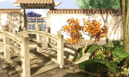 Where's Dim Sum? #078 Walled garden