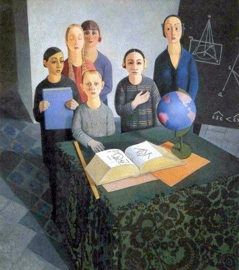Gli scolari
