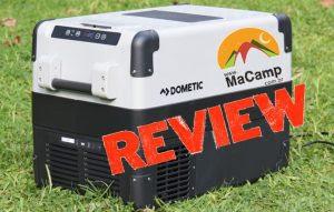 Review: Geladeira Portátil Dometic CFX-40W – Compressor