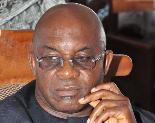 Image result for EFCC quizzes David Mark for allegedly stealing billions as Senate President