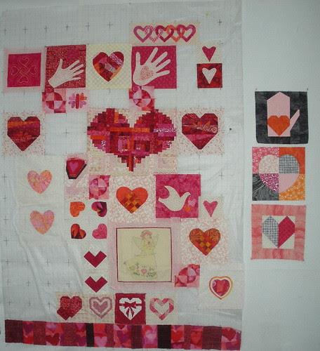 Hearts Around the Block
