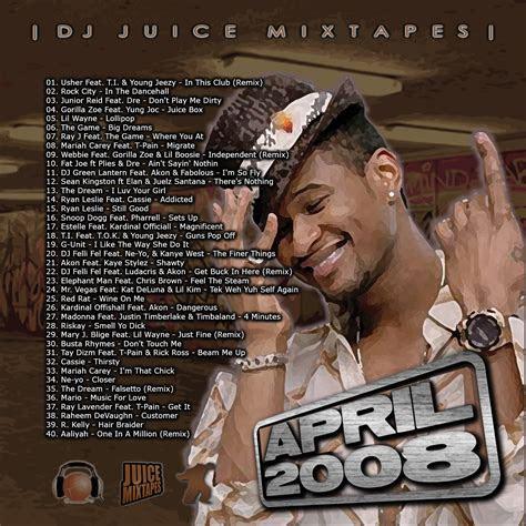 april  mixtape