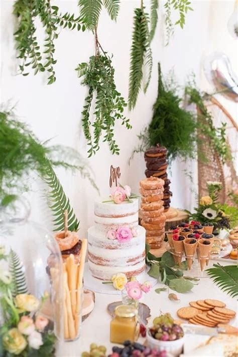 Wedding Dessert Table Ideas that will Blow your Mind