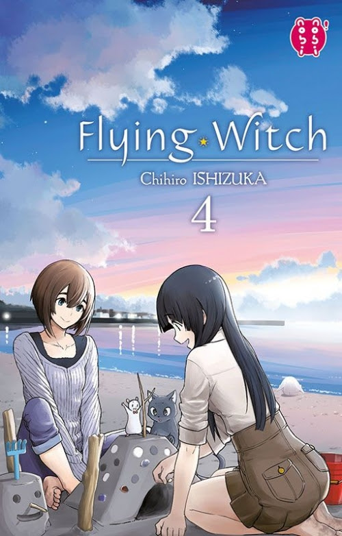 Couverture Flying Witch, tome 4