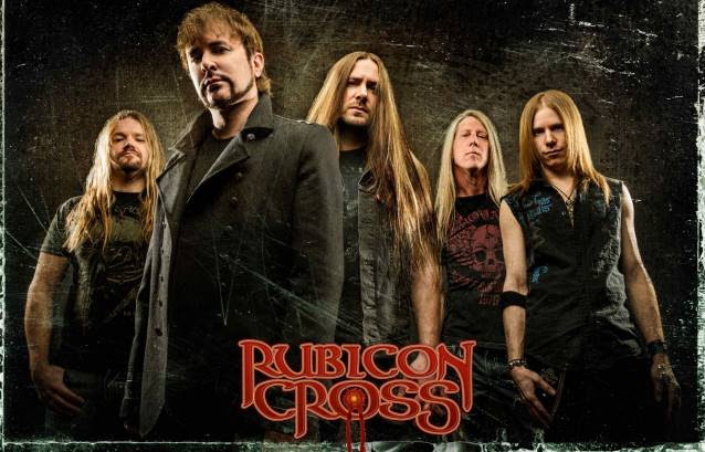 RUBICON CROSS Featuring FIREHOUSE Singer CJ SNARE: Debut Album Due In May