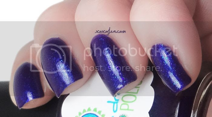 xoxoJen Pipe Dream Polish Electric Soul