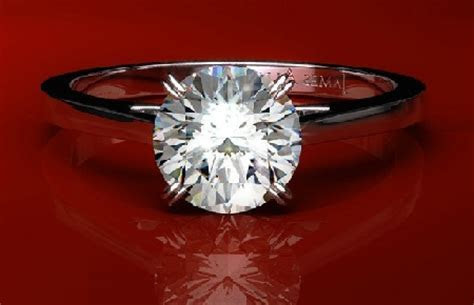 Popular Solitaire Diamond Engagement Rings (Latest Designs