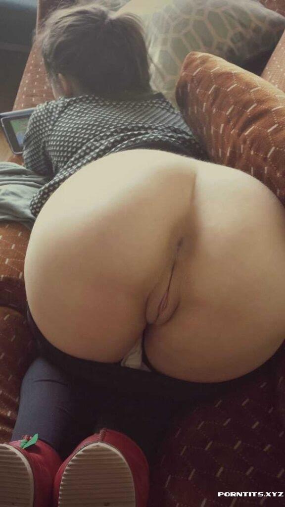 Pants Down Ass Up