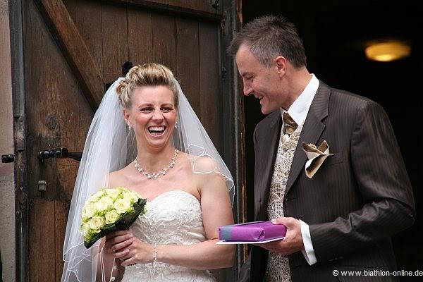 Martin Fourcade Hochzeit