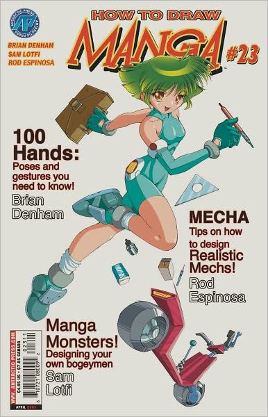 How to Draw Manga #23 by Antarctic Press Staff | NOOK Book ...
