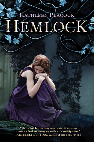 Hemlock by Kathleen Peacock - out 8th May 2012