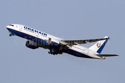 Orenair (Orenburg Airlines) Boeing 777-2Q8 ER VQ-BNU (msn 29908) SVO (OSDU). Image: 908136.