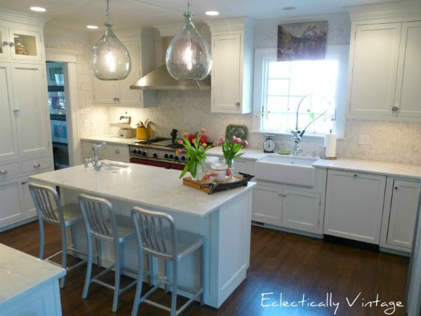 Eclectically Vintage Kitchen eclecticallyvintage.com