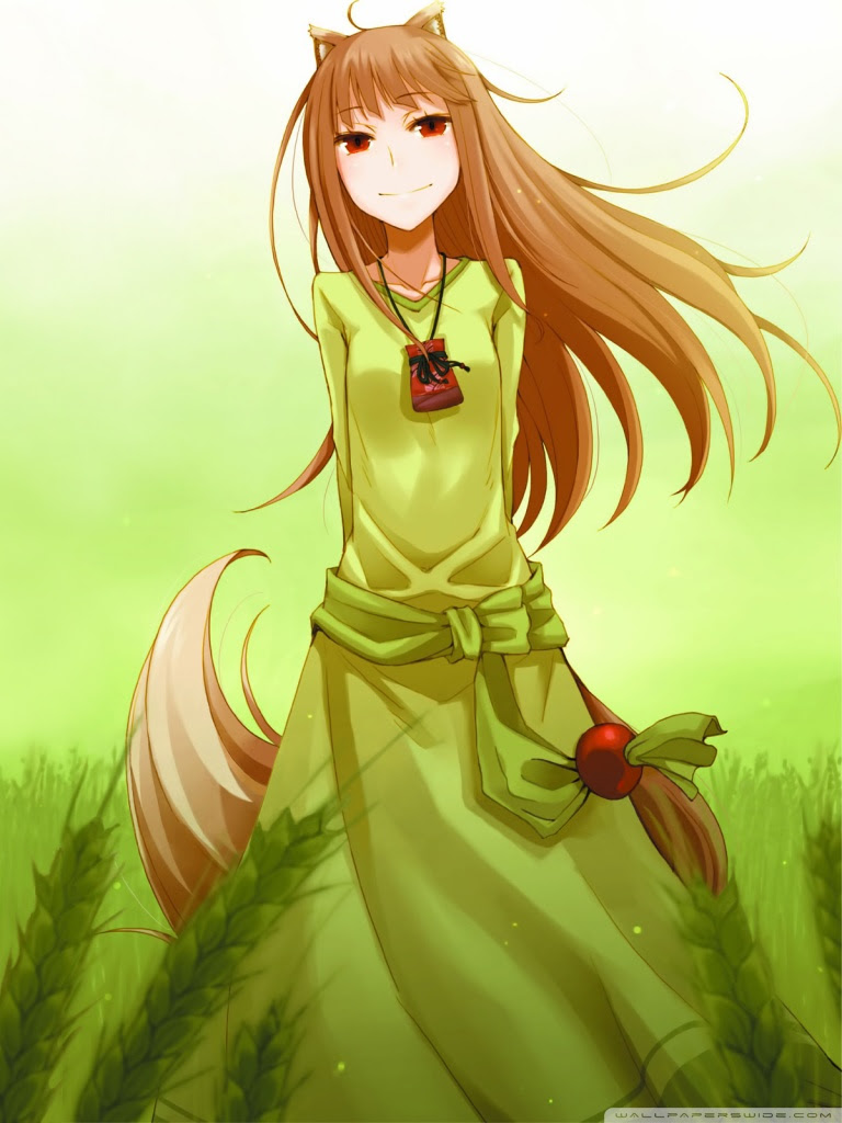 Spice And Wolf Horo Iv Ultra Hd Desktop Background Wallpaper For