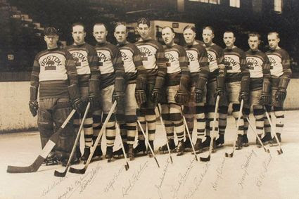 1926-27 Boston Bruins