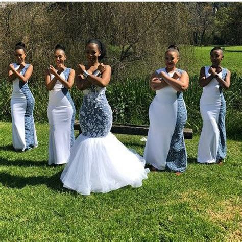 south african bridesmaids dresses  african fashion