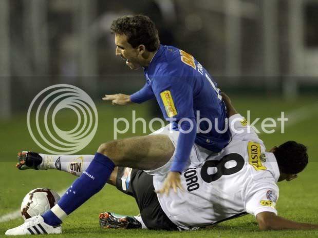 Jogo equilibrado e vaga do Cruzeiro, de Thiago