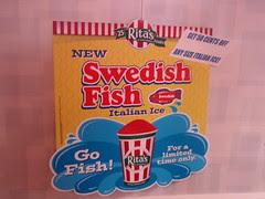 swedish fish italian ice