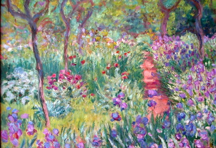 French Impressionist Paintings Monet