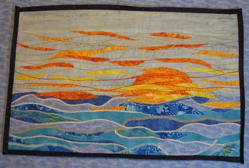 Lake Michigan Sunset by Sharon in MI