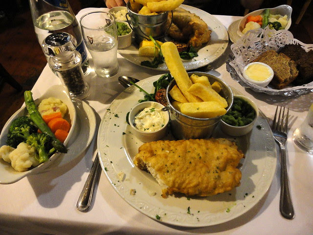 Fish&Chips, Gogarty's