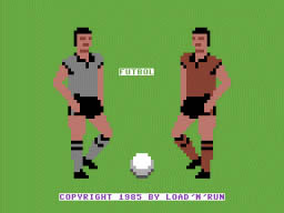 Fútbol - Load´n´run - Commodore (2)