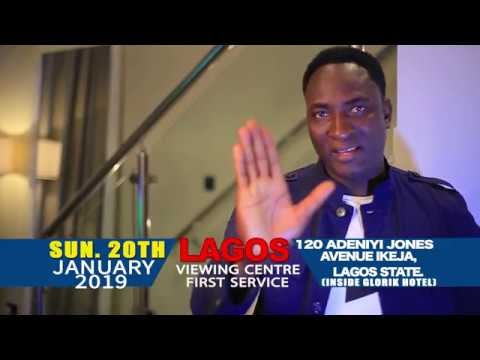 Mercy City Unveils Lagos Viewing Center In a Grand Style