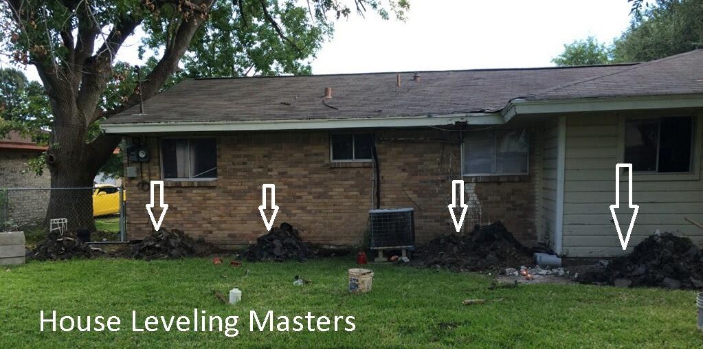 Foundation Repair Houston | House Leveling ExpertUnder Slab ...