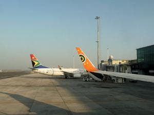SAA & Mango in Cape Town, South Africa