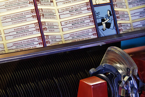 Bob's Big Boy juke box