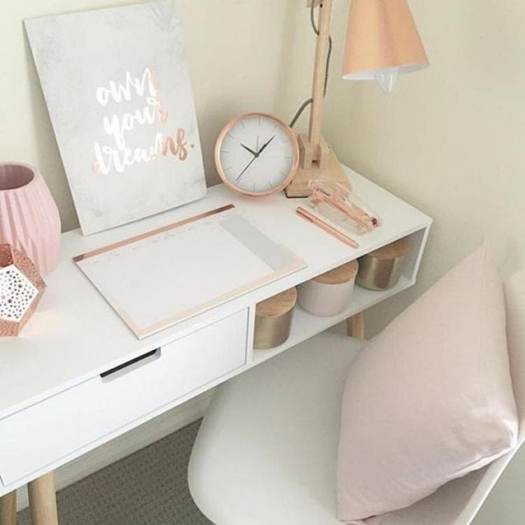 BEAUTIFUL ROSE GOLD BEDROOM DESIGN - Page 31 of 31