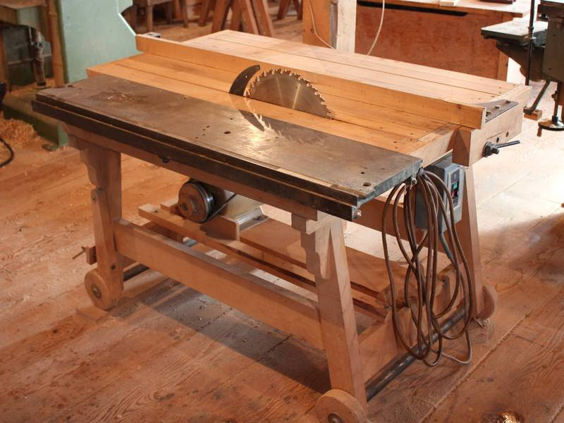 UK Wood Design Furniture: Guide Used woodworking table ...